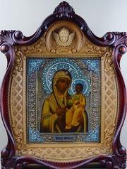 Купить икону-продать икону  17-20 веков. Оценка по фото.